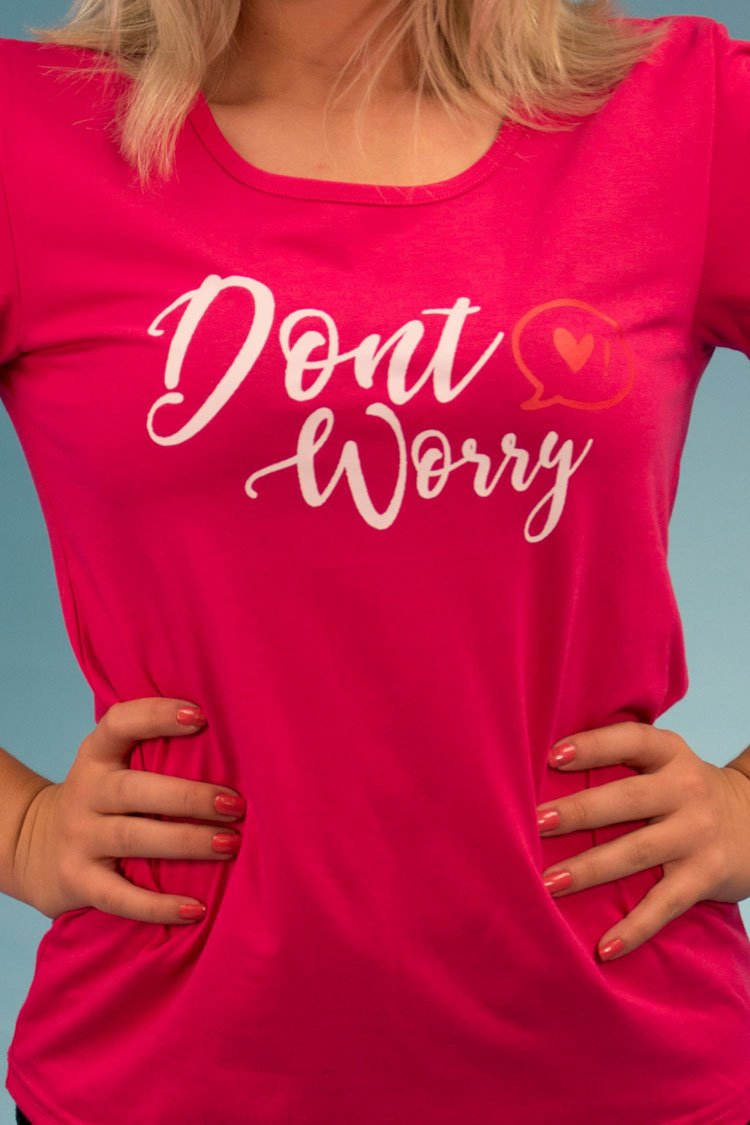 Don't Worry Tee | 319