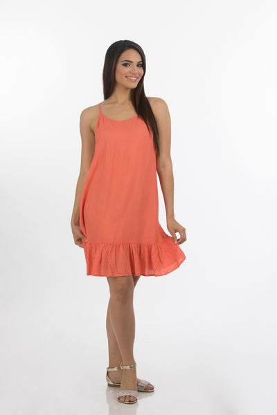 Beach Crazy Dress | 331 (Salmon)