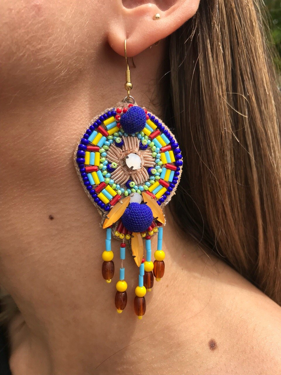 Boho Earrings | E-41