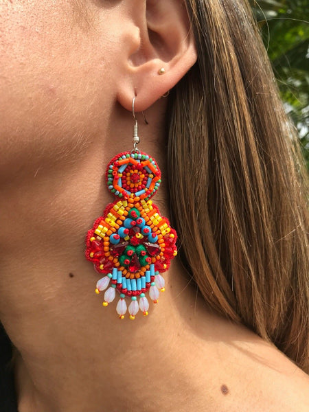 Disco Earrings | E-38