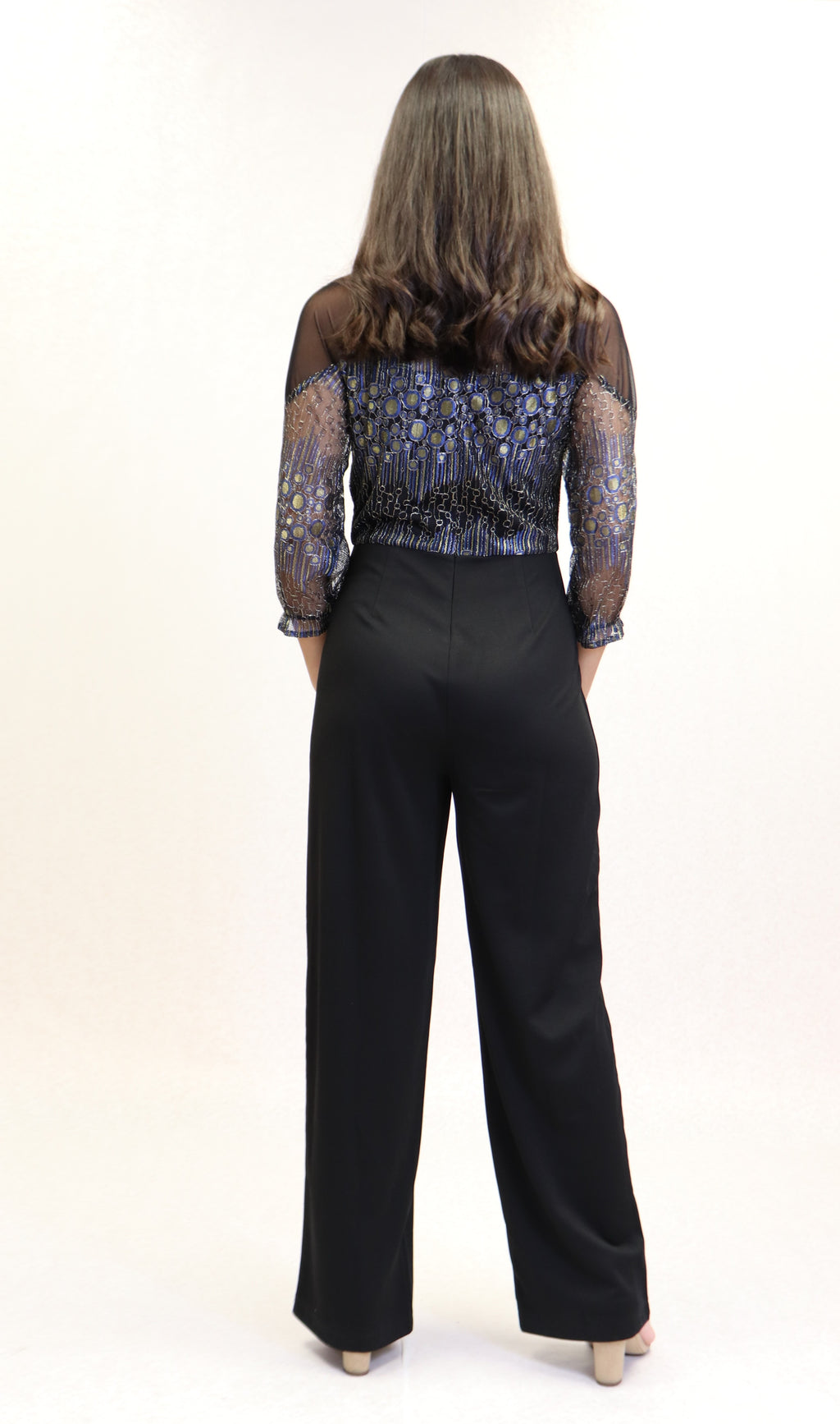 Sapphire Jumpsuits | NR-682