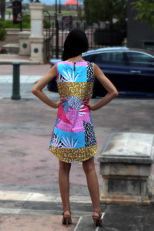 Tropical Dress | H-421