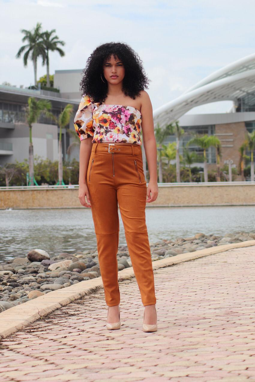 H-1041 | Sudan Brown Pants