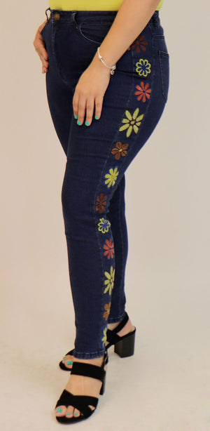Flower Jeans | H-2675X