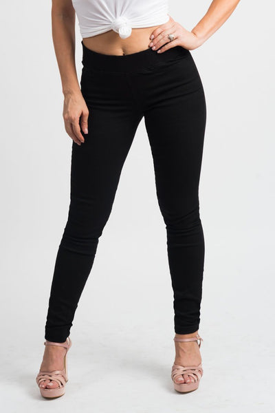 Black Jeggings | H-304