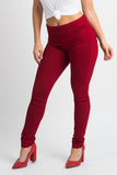 Red Jeggings | H-304