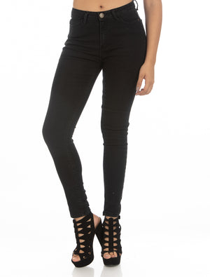 Mid Rise Jeans | H-2649
