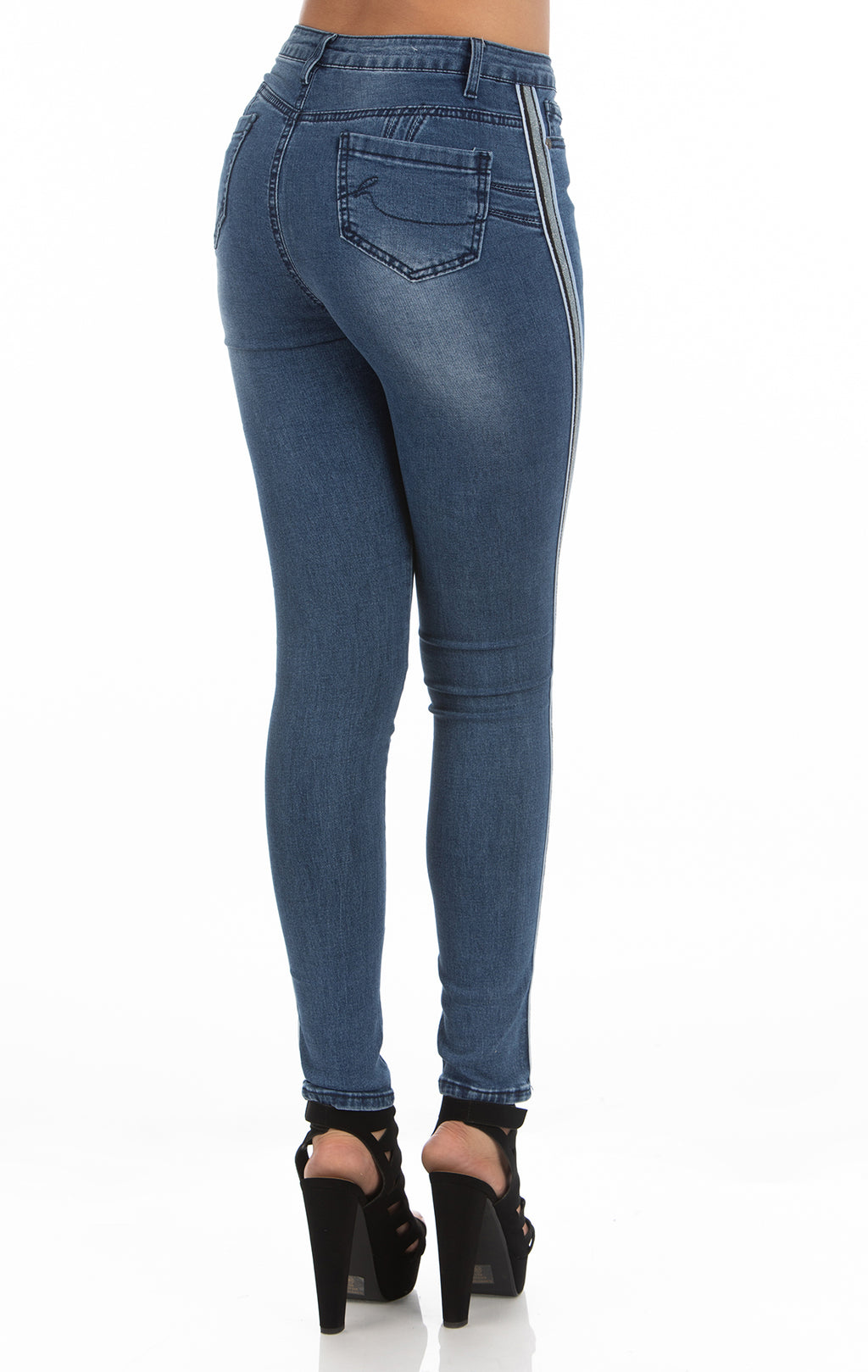 High Rise Jeans | H-2660