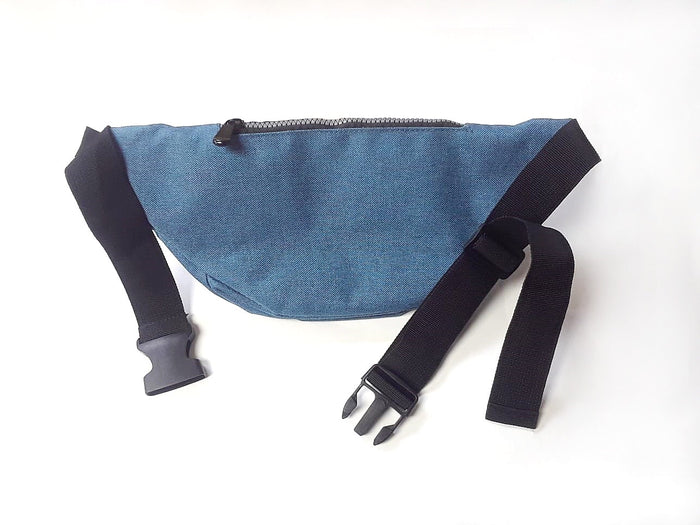 Denim Fanny Pack | 2000