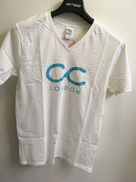 CC London Short Sleeve T Shirt (Womens)