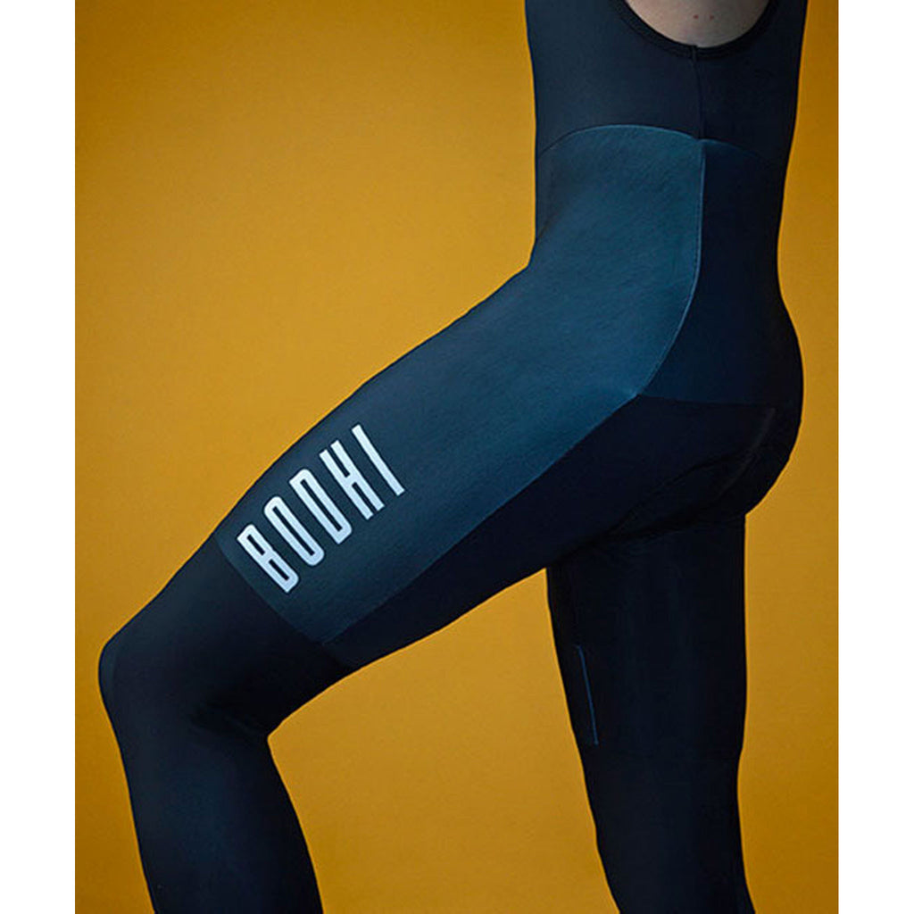 Bib tights with pad (Men)