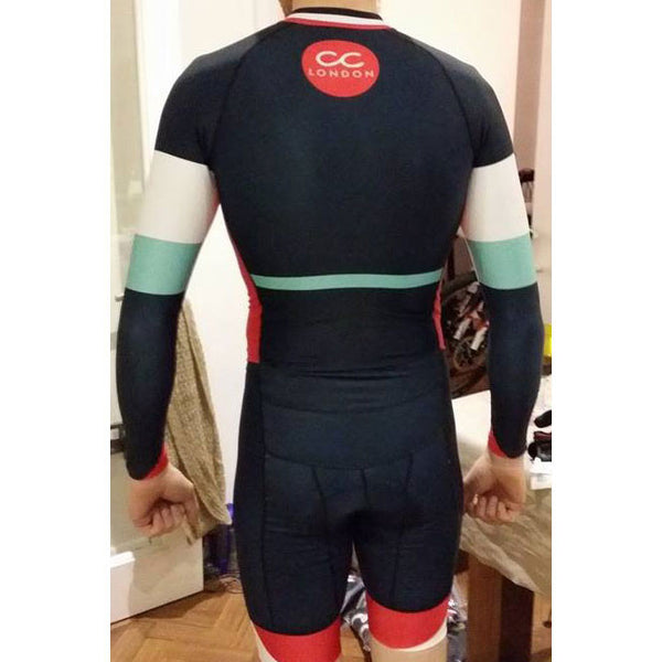 Skinsuit Long Sleeve (Men)