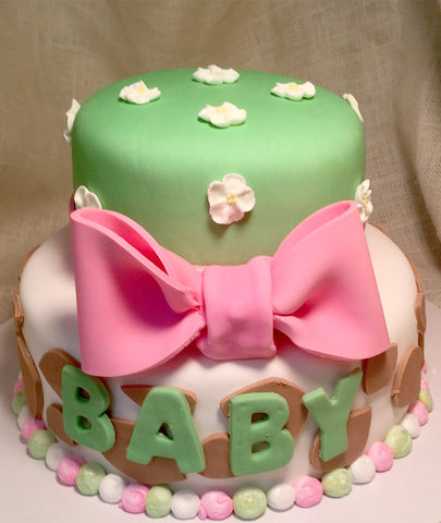 Baby Bow Print