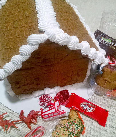 Gingerbread House Decorating Classes