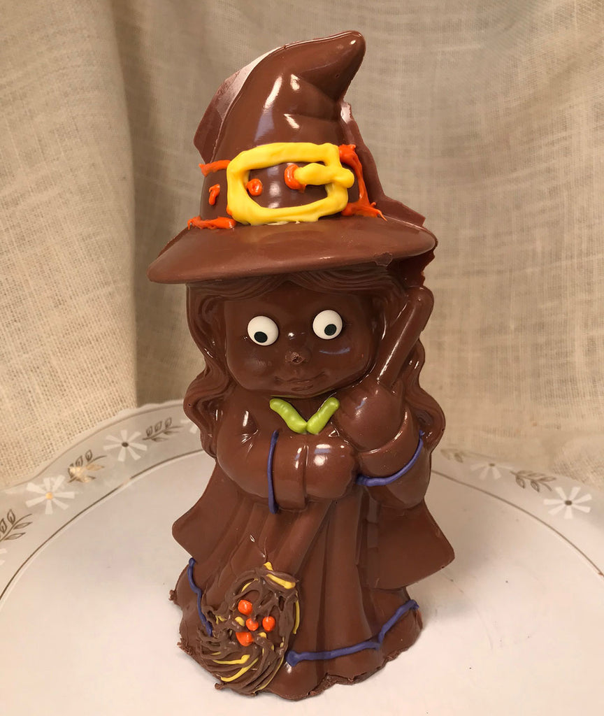Chocolate Cute Witch