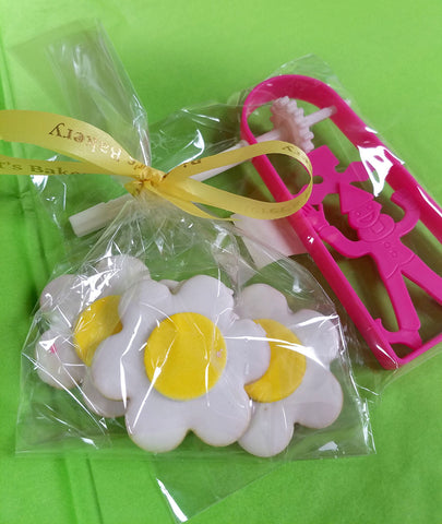 Daisy Cookie Treat Bag