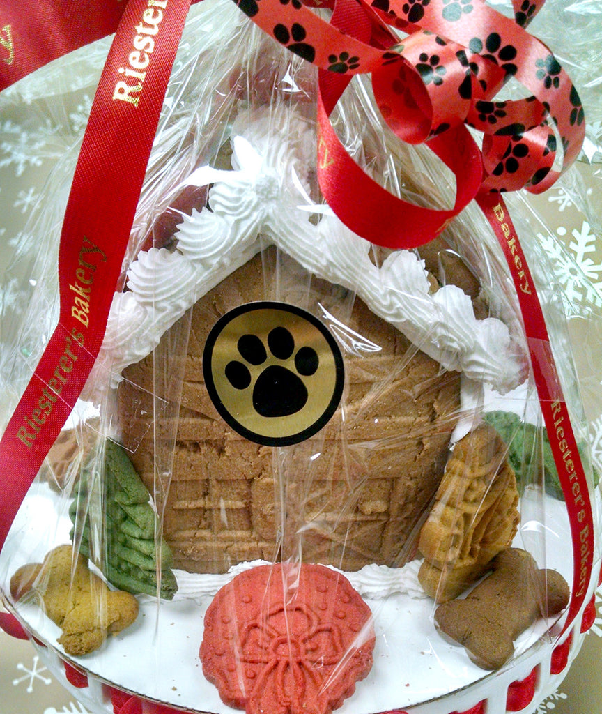 Holiday Dog House