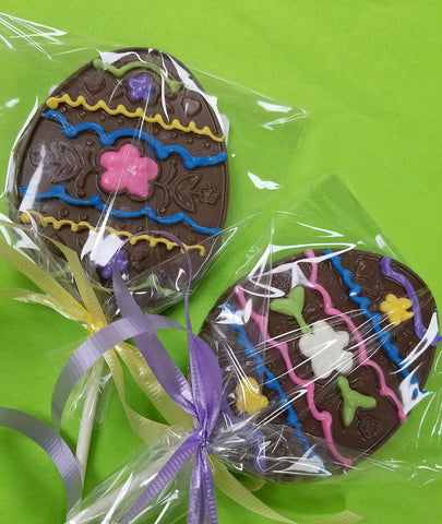 Easter Chocolate Egg Pop