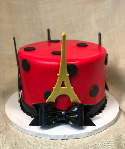 Admirable Birthday Cakes Tagged Eiffel Tower Riesterers Bakery Funny Birthday Cards Online Alyptdamsfinfo
