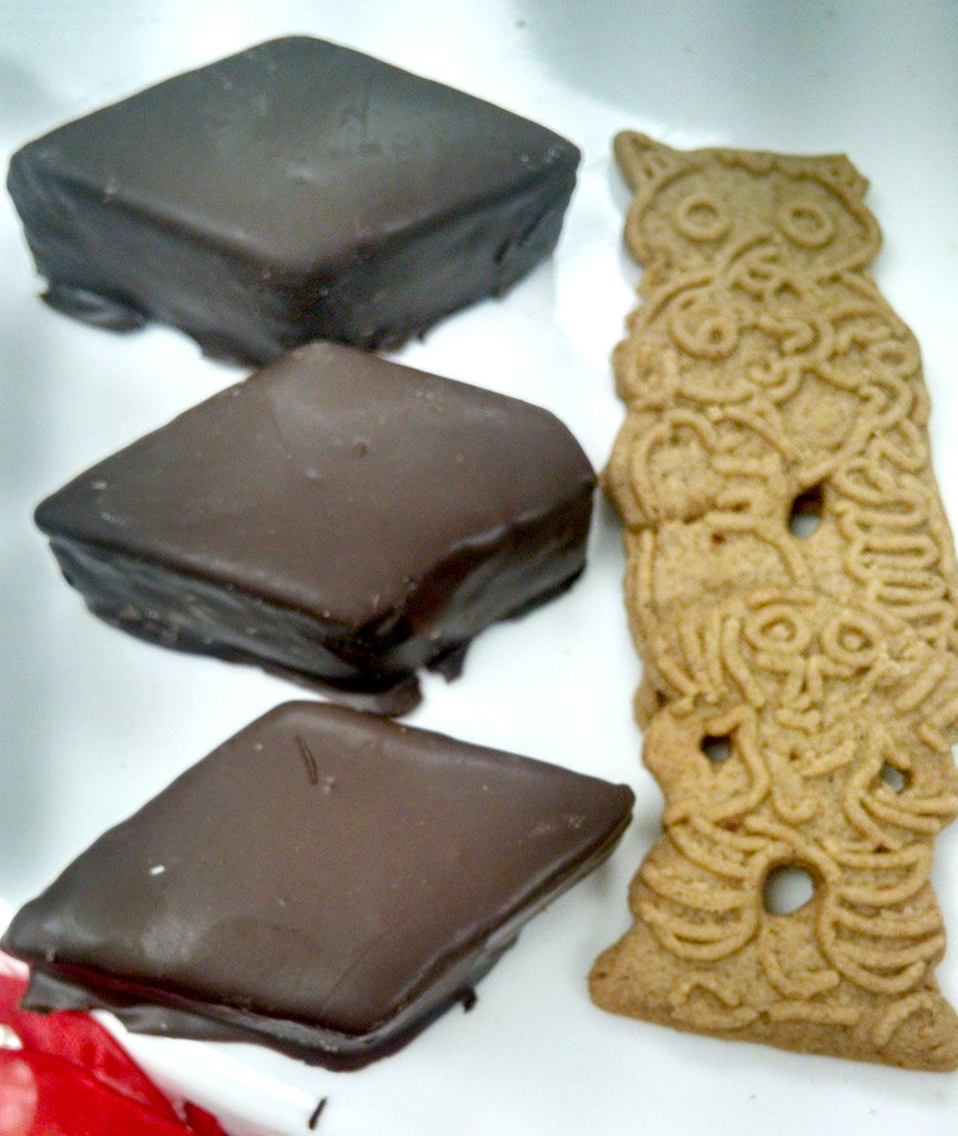 German Holiday Cookies