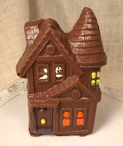 Chocolate Haunted House