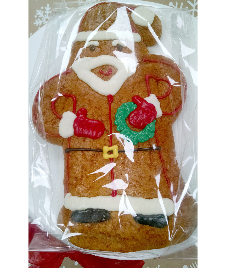 Honey Santa Cookie