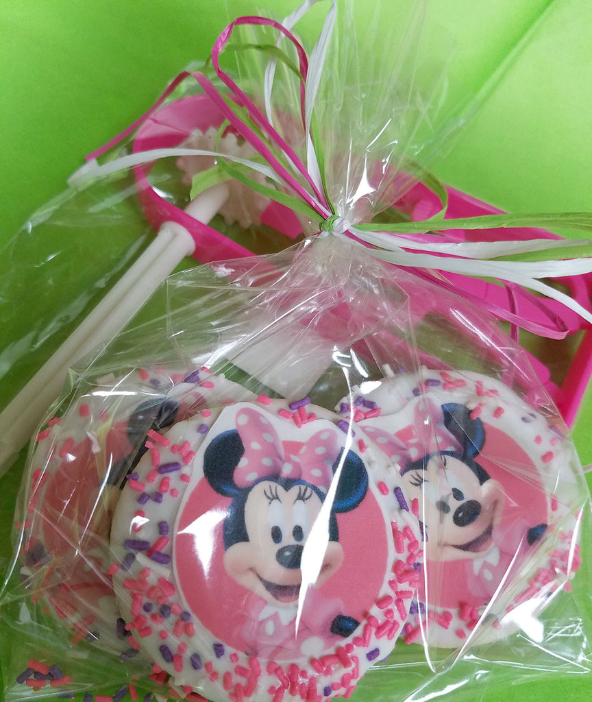 Minnie Cookie Treat Bag