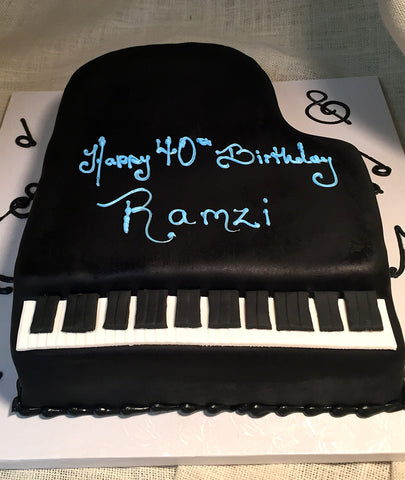 Birthday Cakes Tagged Piano Riesterers Bakery