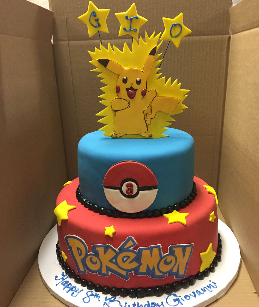 pokemon cake ideas cake riesterer s bakery 6703