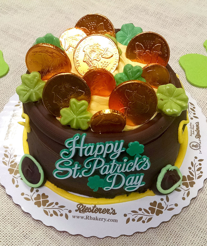Pot of Gold Cake