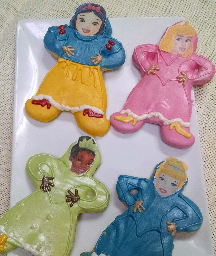 Princess Cookie Favors