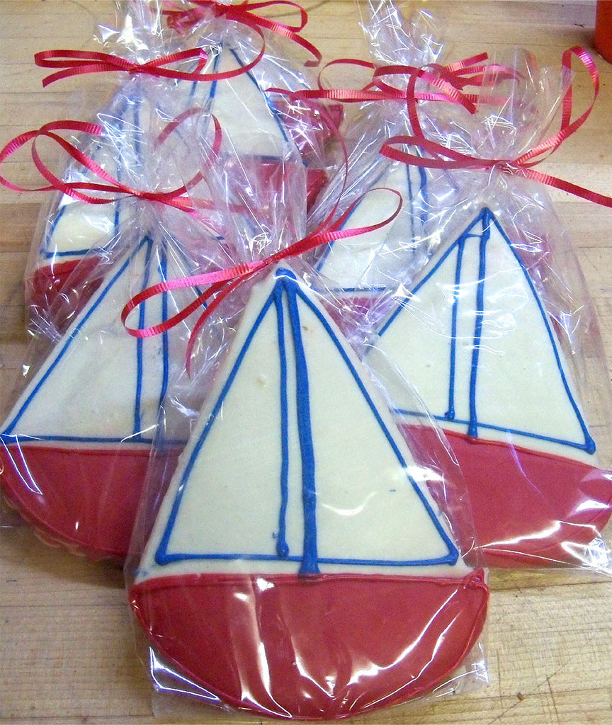 Sailboat Favors