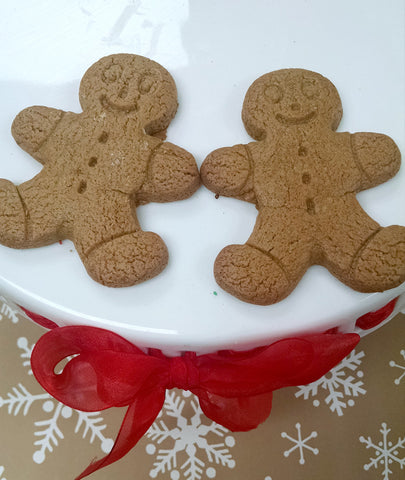 Small Gingerbread Cookies