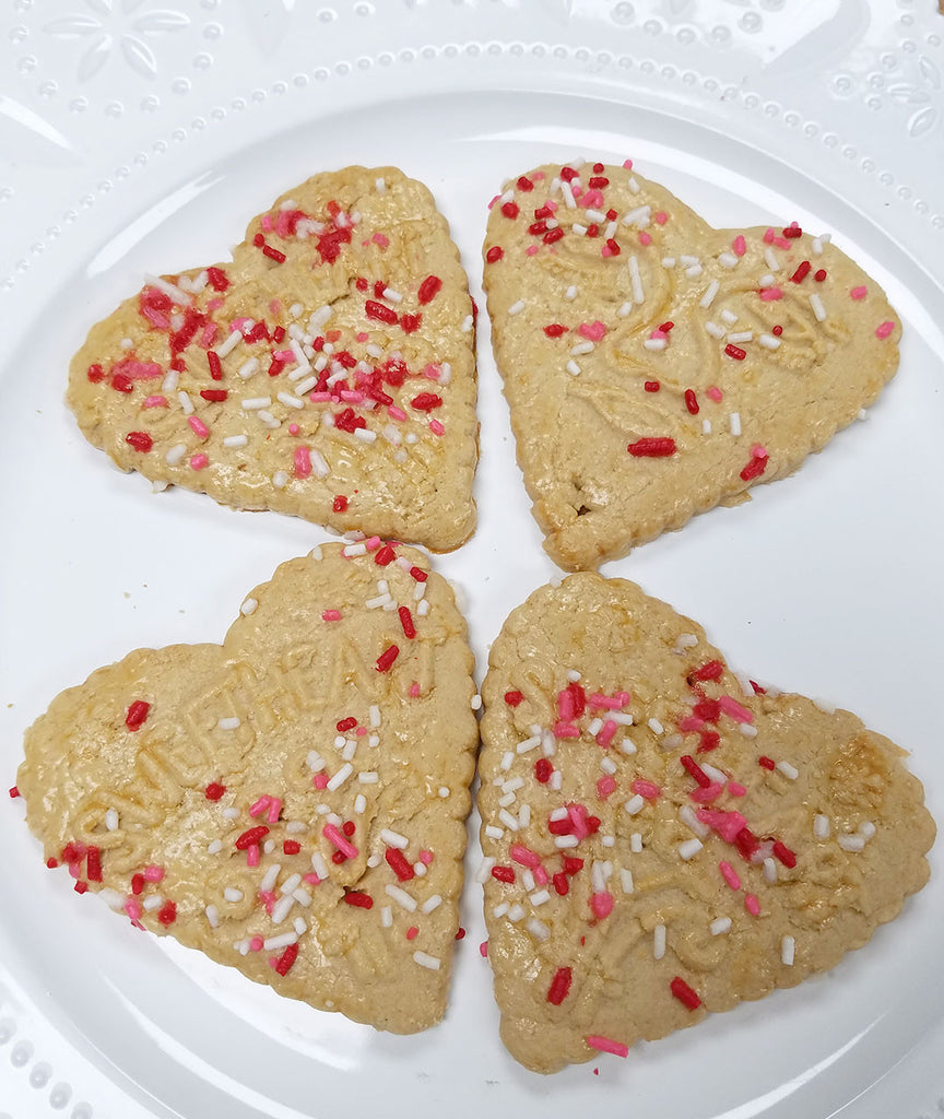 Sprinkle Heart Cookie