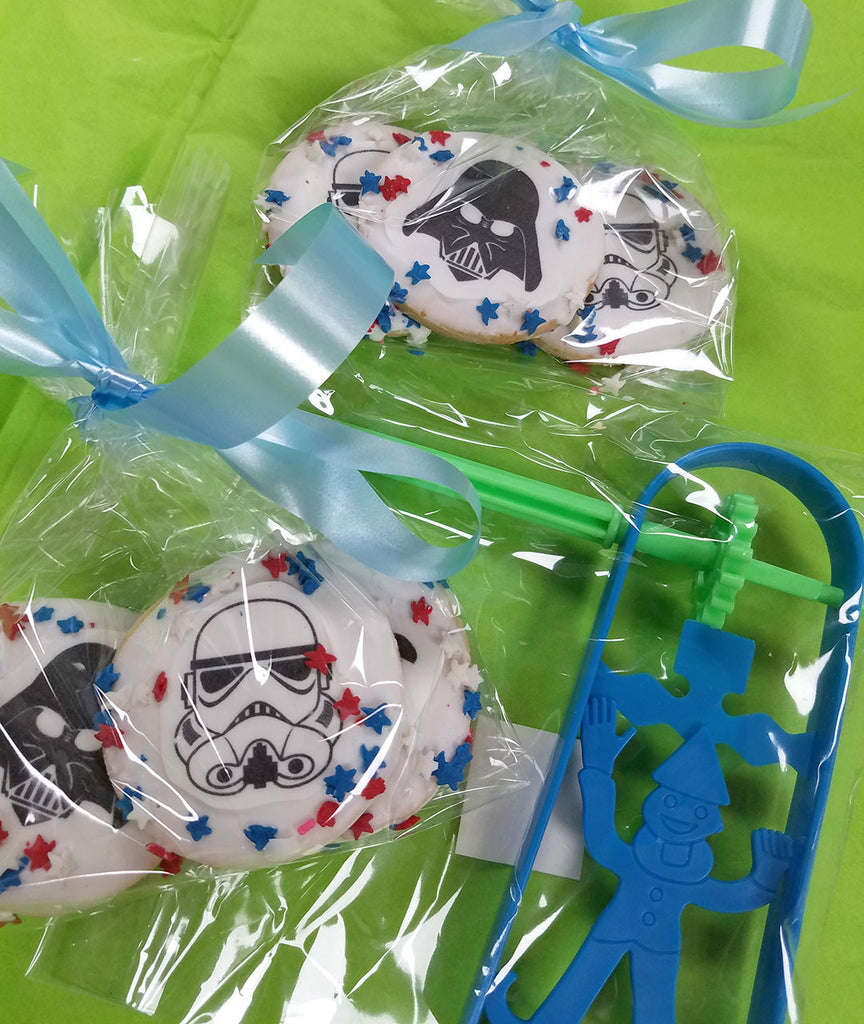Star Wars Cookie Treat Bag
