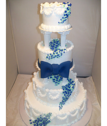 Tiered Flow Cake