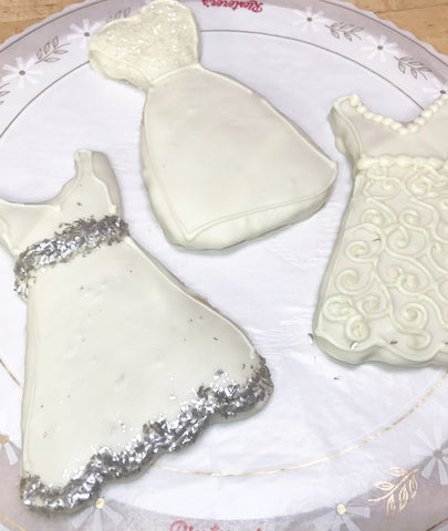 Large Wedding Dress Favors