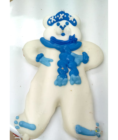 Winter Bear Cookie