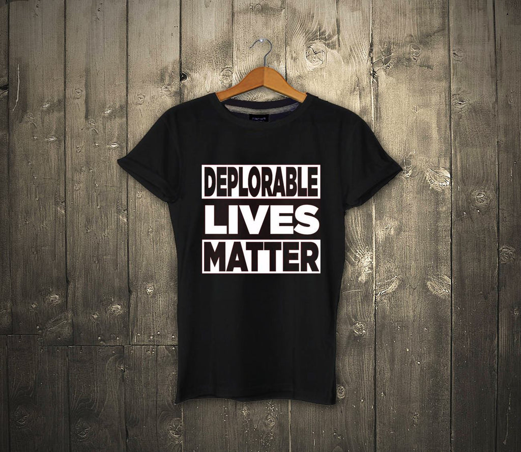 Deplorable lives matters