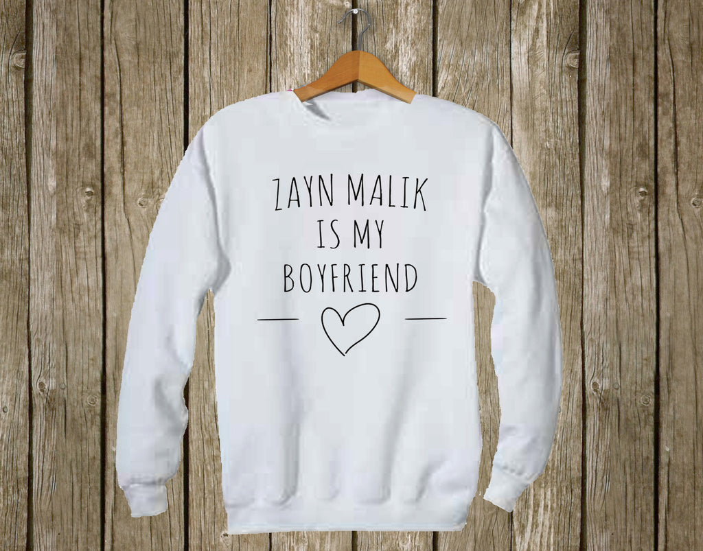 ZAYN MALIK is my boyfriend
