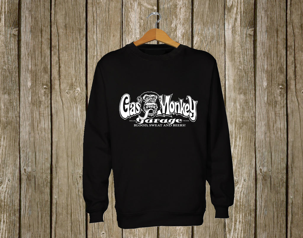 Gas Monkey Garage Sweatshirt