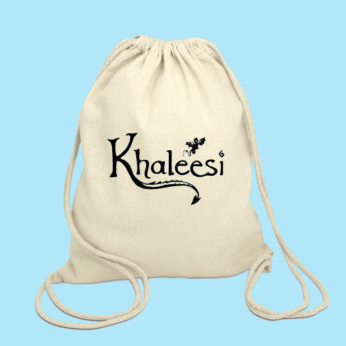 khaleesi Drawstring Bag