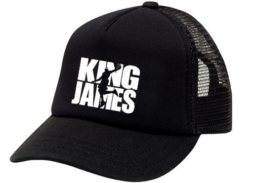 King James Trucker cap