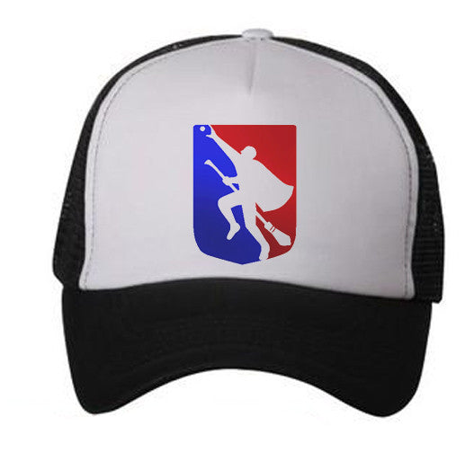 Funny quidditch(harry potter) Cap