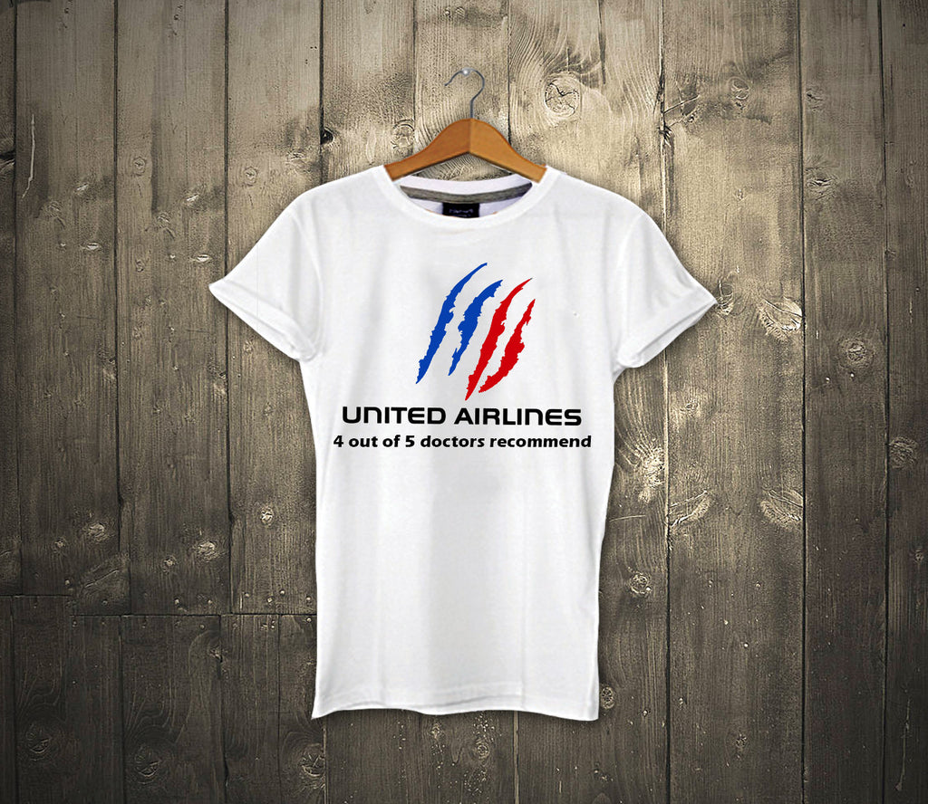 United Airlines incident T-Shirt