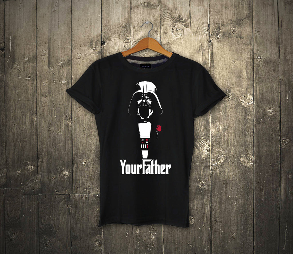 Your Father - darth vader as the godfather