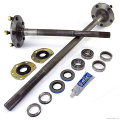 1 Piece Axle Kit, AMC 20, Quadratrac; 76-86 Jeep CJ7 for $ 369.42 at Get4x4Parts.com