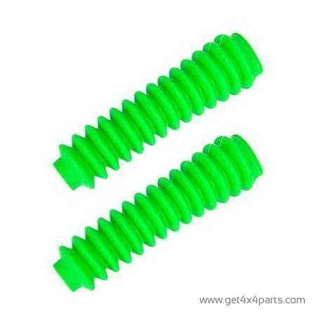 Poly-Vinyl Shock Boot fluorencent Green Pro Comp Suspension for $ 9.79 at Get4x4Parts.com