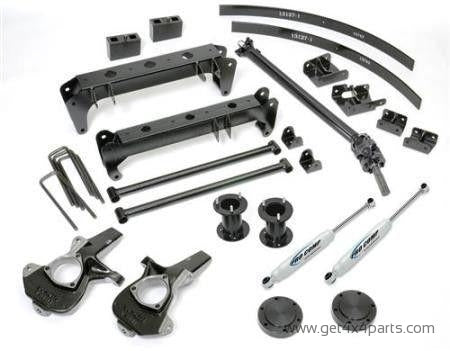 Pro Compt Suspension 6 Inch Lift Kit with Pro Runner Shocks 07-13 GM 1500 Pro Comp Suspension for $ 3348.77 at Get4x4Parts.com