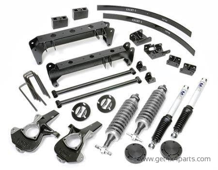 Pro Compt Suspension 6 Inch Lift Kit with Rear Pro Runner Shocks 14 GM 1500 4WD Pro Comp Suspension for $ 2459.79 at Get4x4Parts.com